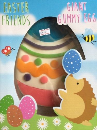 Easter Friends Giant Gummy Egg 500g